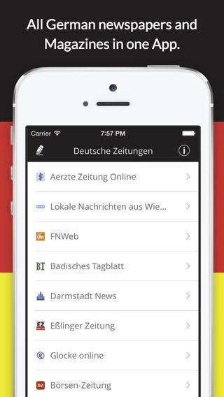 Deutsche Press - Deutsche Zeitungen Magazine