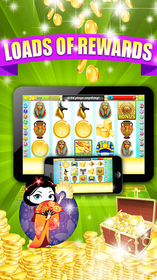 Lucky Sevens Slots by