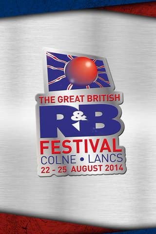 The Great British Rhythm & Blues Festival screenshot 1