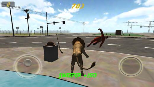 Animal Rampage - 3D Simulator Crazy Frenzy Insane Ridiculous Rage
