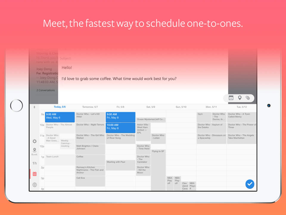 Calendario Sunrise – Una Aplicación de Outlook