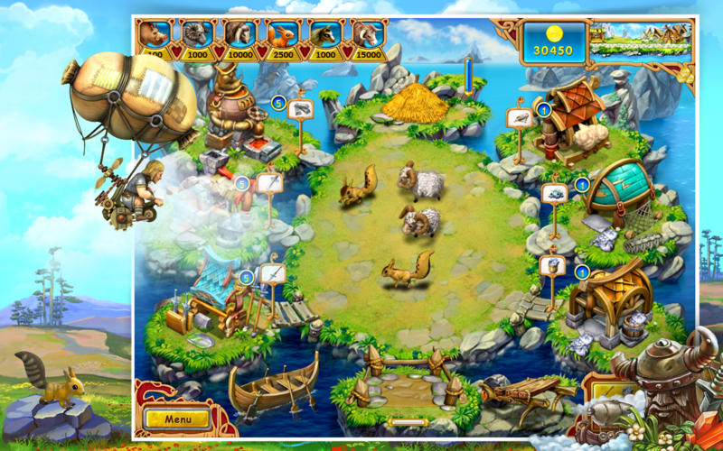 VikingHeroesAppStoreFree Screenshot - 2