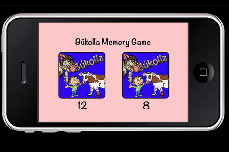 bukolla memory game