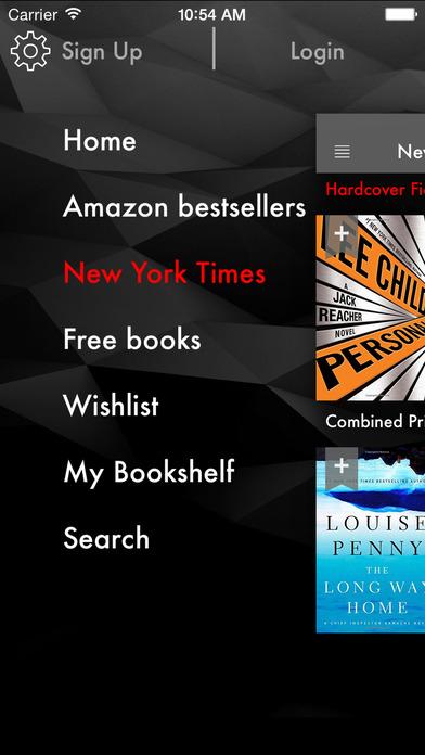 BookBargain iPhone Screenshot 2