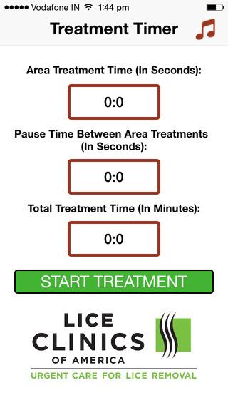 LCOA - Treatment Timer