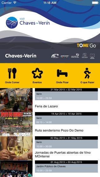 TOMIGo Chaves-Verín