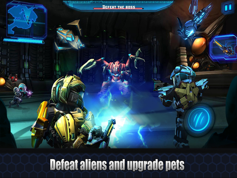 Star Warfare 2: Payback Screenshot