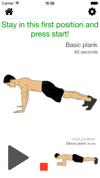 10 Minute PLANKS Workout routines - Your Personal Trainer for Calisthenics exercises - Work from hom