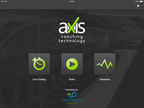 Axis Coaching Technology