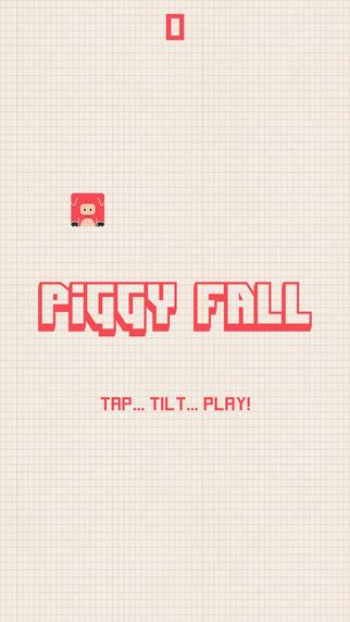 Piggy Fall