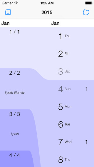 ChroniCal - Personal Calendar