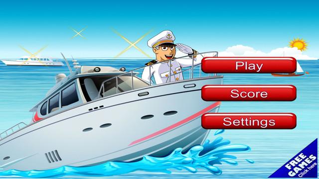 Deluxe Speedboat Marina Parking Extreme - Sail Boat Steering Master Docker Free Version