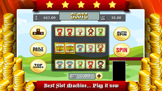 Animal Crossing Casino Slots - Endless fun of spinning the fortune wheel on epic casino road