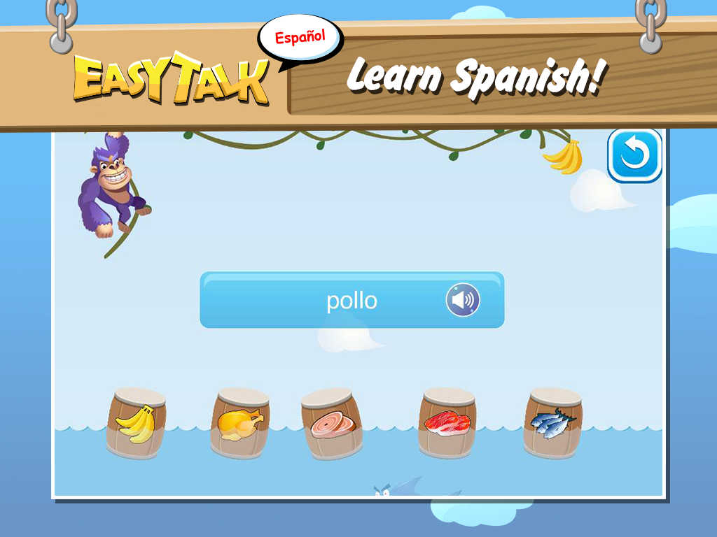 how to learn spanish fast app
