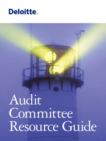 Deloitte Audit Committee Resources