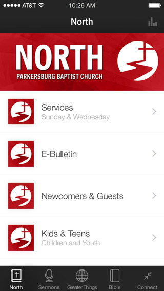 North Parkersburg Baptist