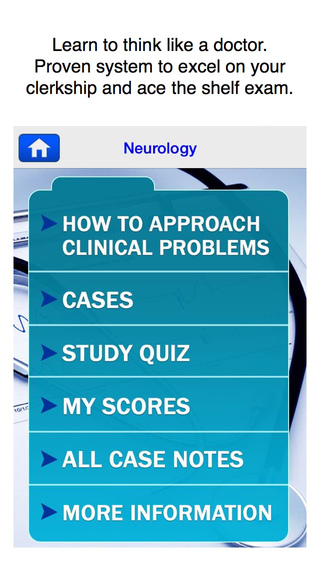 Case Files Neurology 2nd Ed. : 54 High Yield Cases with USMLE Step 1 Review Questions for MSKAP MCAT