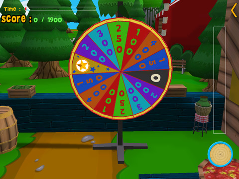 Horses slot machines for kids iPad Screenshot 2