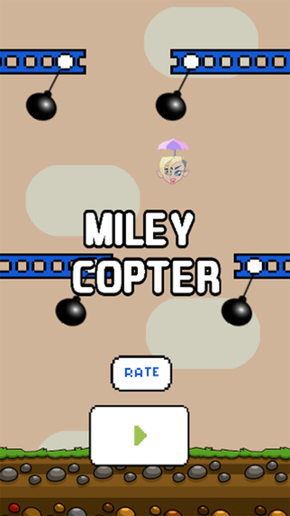 Miley copter