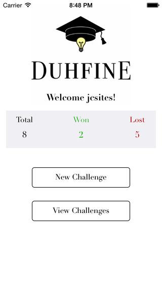 Duhfine