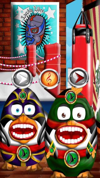 Dentist Birds Penguin: Club Smile Transformers