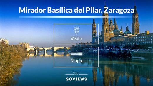 Mirador de la Basílica del Pilar. Zaragoza