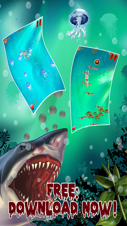 Iphone mobile analytics and app store data for Fish evolution game