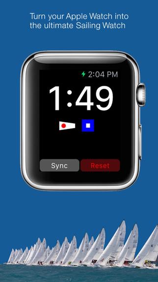 Regatta Timer for Apple Watch