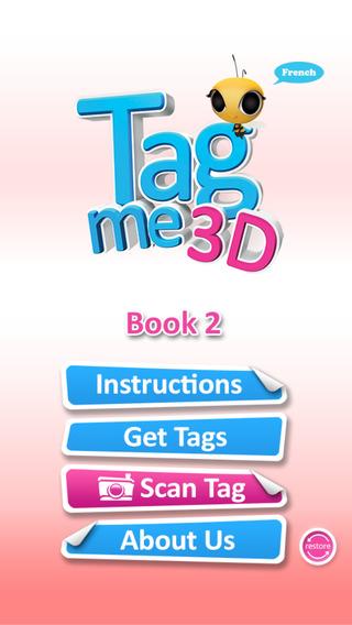 Tagme3D FR Book2