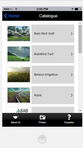 Controlled Irrigation
