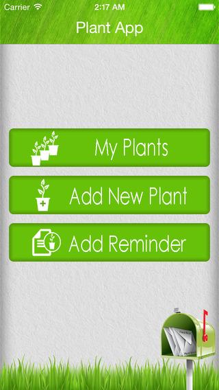 Plant Tracker