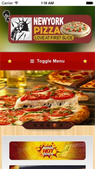 Newyork Pizza DC