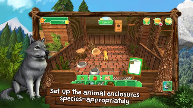 WildLife - America: Your own wildlife park Screenshots