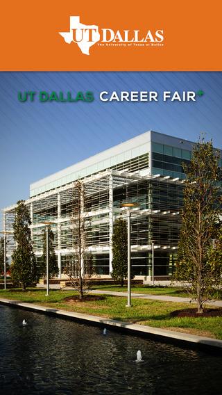 UT Dallas Career Fair Plus
