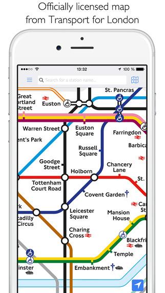 Tube Map Pro - London Underground