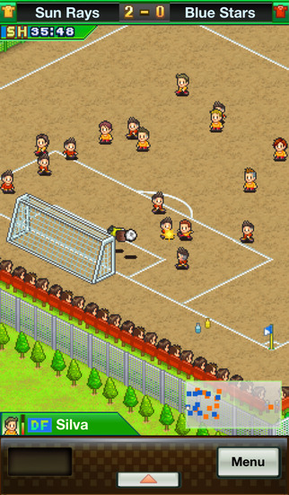 Pocket League Story Games for iPhone/iPad screenshot