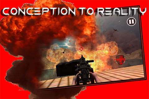 Helicopter Gun Strike screenshot 1