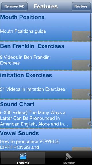 Pronounce English Video