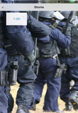 Quiz Carabinieri screenshot 2