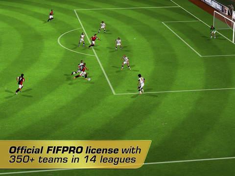 【Gameloft出品,美国区】世界足球2012