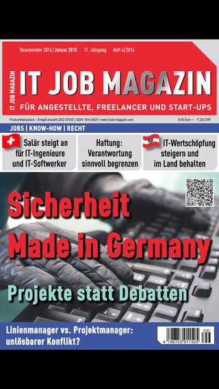 IT Job Magazin