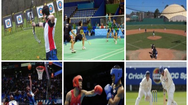 Be Sporty: Kids Learn Sports