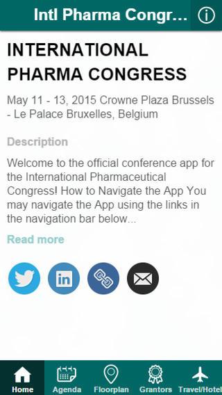 International Pharma Congress