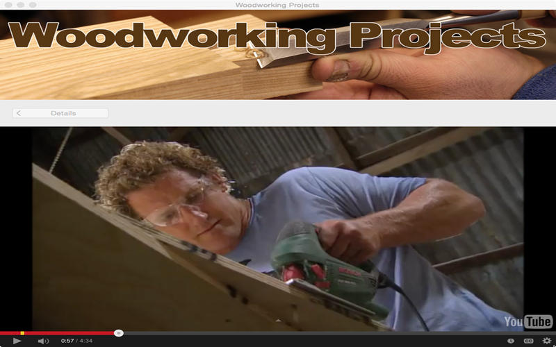 Woodworking Projects Screenshot - 4