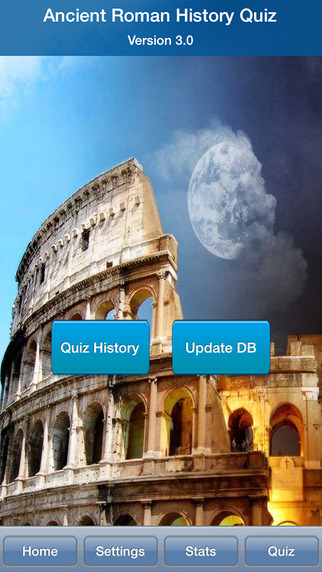 Ancient Roman History Quiz