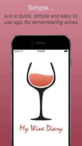 My Wine Diary