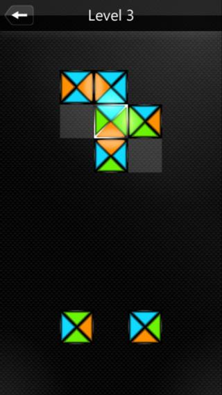 Square Puzzle original