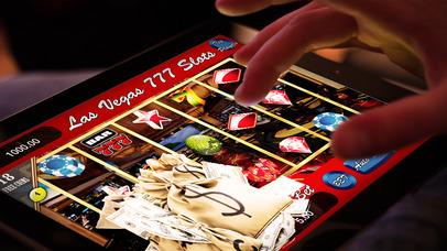 `` A Abbies Las Vegas 777  Revolution Slots Machine-0