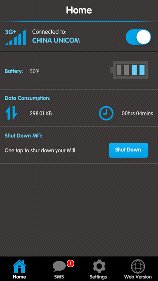 how to change text tone on alcatel one touch