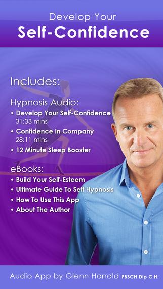 Develop Your Self Confidence by Glenn Harrold